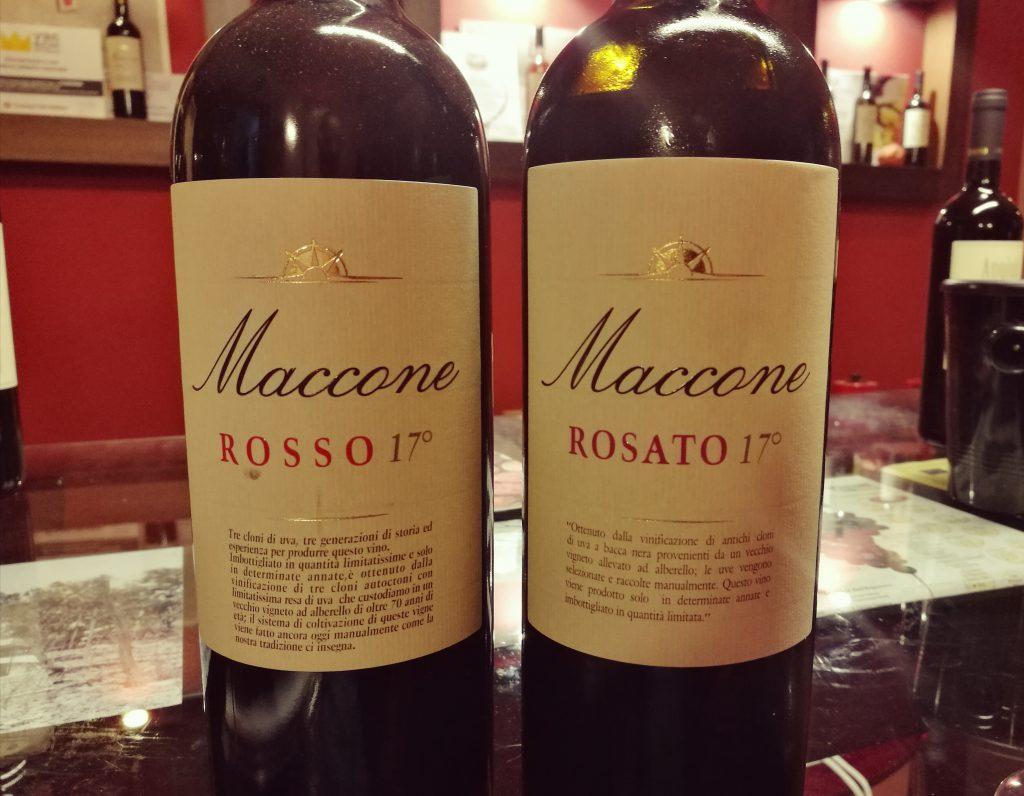 Wein Süditalien